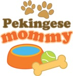 Pekingese Mom T-shirts and Gifts