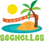 I Love The Schelles T-shirts
