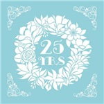 ANNIVERSARY WREATH PILLOWS AND GIFTS