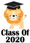 Class of 2020 Lion Graduation Design