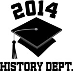 History Dept 2014 Graduation Gifts