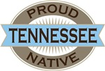 Proud Tennessee Native T-shirts