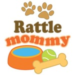 Rattle Mom T-shirts and Gifts