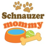 Schnauzer Mom T-shirts and Gifts