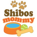 Shibos Mom T-shirts and Gifts