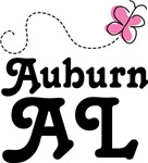 Auburn Alabama Tee Shirts and Hoodies