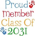 2031 Class Pride Tees