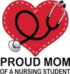 Proud Mom Of A Student Nurse