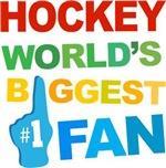 Hockey Fan Sports T-shirts