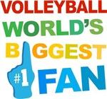 Volleyball Fan Sports T-shirts