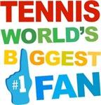 Tennis Fan Sports T-shirts