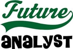 Future Analyst Kids T Shirts