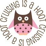 CRUISING IS A HOOT OWL TEES AND GIFTS