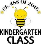 Kindergarten class of 2016