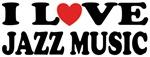 I LOVE HEART JAZZ MUSIC