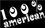 100 Percent American T-shirts