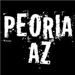 Peoria Arizona Grunge tees