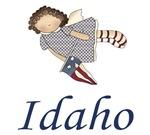 Idaho Angel T-shirts and Gifts