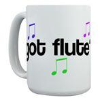 Funny FLUTE Mugs