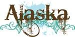 COOL GRUNGE ALASKA T-SHIRTS