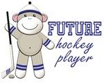 FUTURE HOCKEY PLAYER T SHIRTS / GIFTS