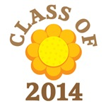 Sunflower CLASS OF 2014 T-SHIRTS