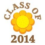 Sunflower CLASS OF 2014 T-SHIRTS