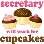 Funny Secretary T-shirts and Gifts