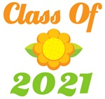 Bright Class Of 2021 T-shirts / Gifts