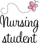 Cute Nursing School Student T-shirts