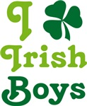 I Love Irish Boys T-shirts