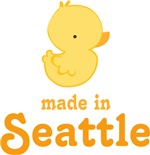 Made in Seattle T-shirts