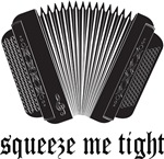 Funny Accordion Squeeze T-shirts