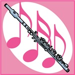 Pink and Brown Flute Gifts
