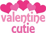Valentine Cute Kids and Womens T-shirts