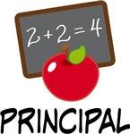 Principal Apple T-shirts and Gifts