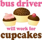 Funny Bus Driver T-shirts and Gifts