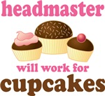 Funny Headmaster T-shirts and Gifts
