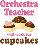 Funny Orchestra Teacher T-shirts and Gifts