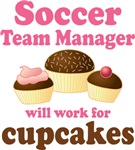 Funny Soccer Team Manager T-shirts and Gifts