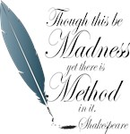 Method In Madness Shakespeare Hamlet Quote