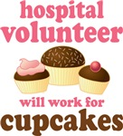 Funny Hospital Volunteer T-shirts and Gifts