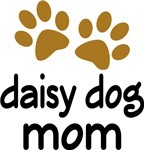 Cute Daisy Dog Mom T-shirts and Gifts