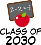 Class Of 2030 Apple Graduation Gifts