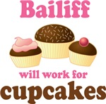 Funny Bailiff T-shirts and Gifts