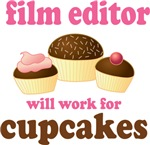 Funny Film Editor T-shirts and Gifts