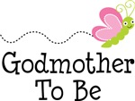 GODMOTHER TO BE GIFTS AND TSHIRTS