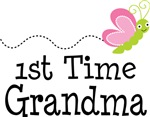 First Time Grandma Gifts and Tees