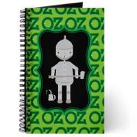 WIZARD OF OZ JOURNAL NOTEBOOKS