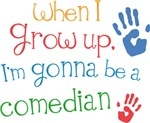 Future Comedian Kids T-shirts